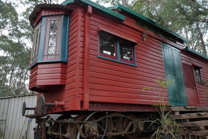 Как построить дом из вагончиков