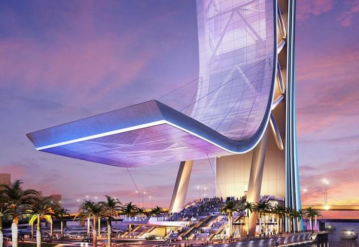 Самый высокий развлекательный центр в Майями.
