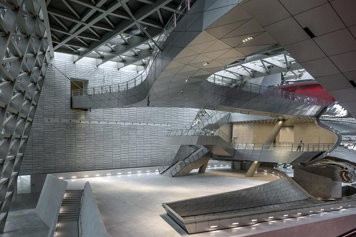 Музей современного искусства MOCAPE.