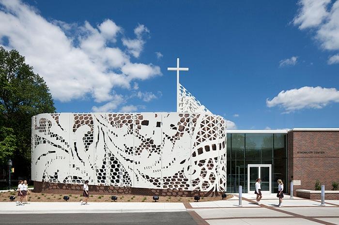Проект архитектурной фирмы Gould Evans.