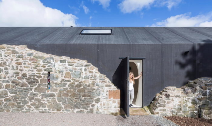 Совместный проект архитектурных бюро Nathanael Dorent и Lily Jencks Studio.
