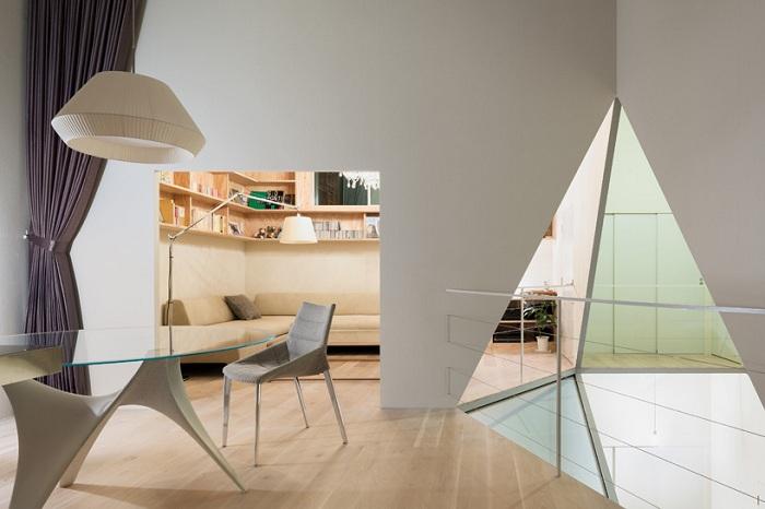 Архитекторский проект фирмы Kochi Architect's Studio.