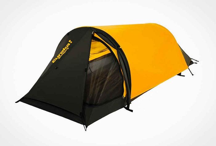 Eureka! Solitaire - палатка для путешественников-одиночек.