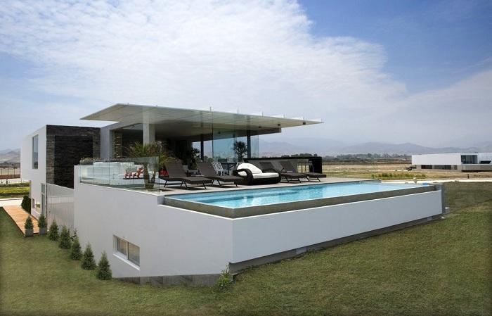 Архитекторский проект фирмы Estudio 6 Arquitectos.
