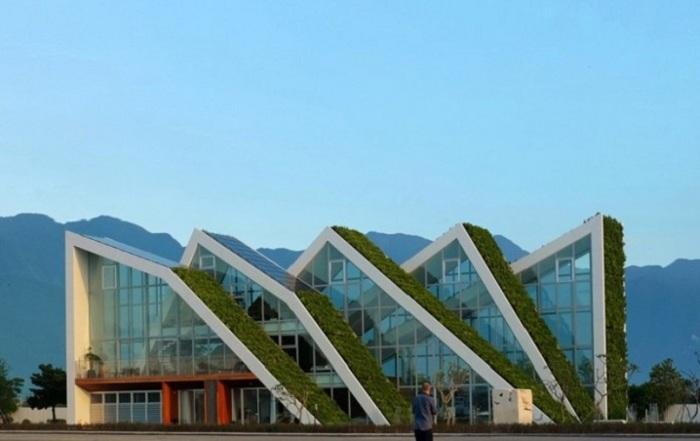 Архитекторский проект фирмы BIG.