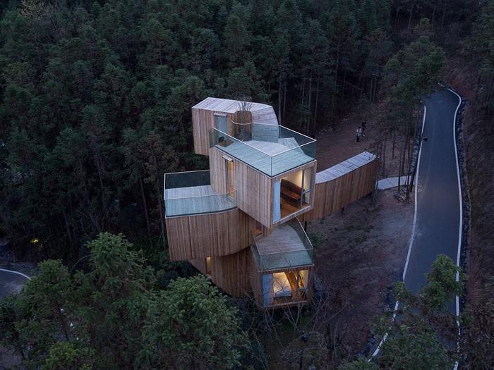 Архитекторский проект студии Bengo Studio.