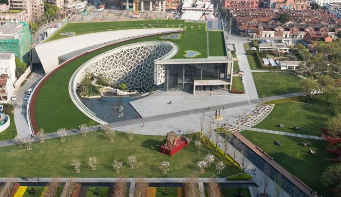 Проект архитектурной фирмы Perkins + Will.