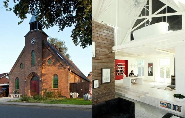 Церковь, поменявшая свое религиозное назначение.