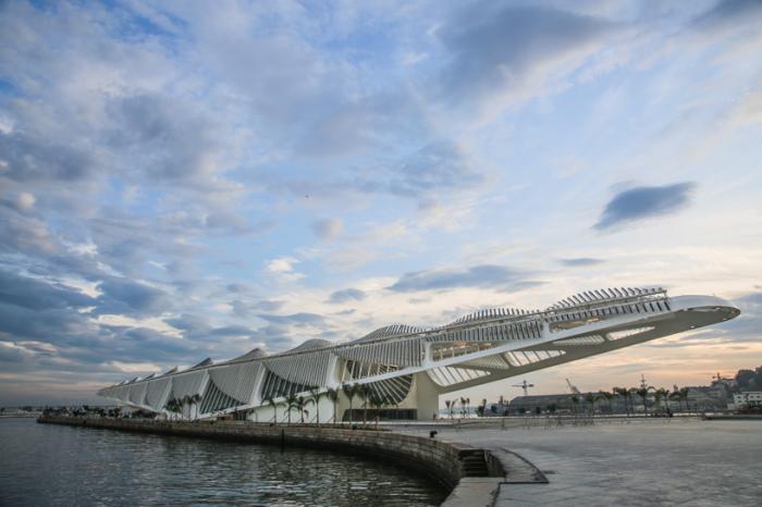 Проект архитектора Сантьяго Калатрава (Santiago Kalatrava).
