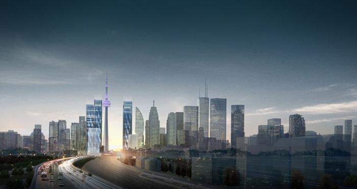 В Торонто на одной территории построят автовокзал и бизнес-центр.