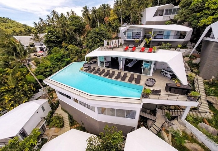 The Suan Kachamudee spa and resort - отель на острове Самуй (Таиланд).