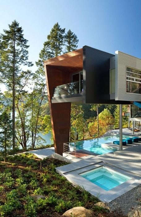 Архитекторский проект студии AA Robins Architect.