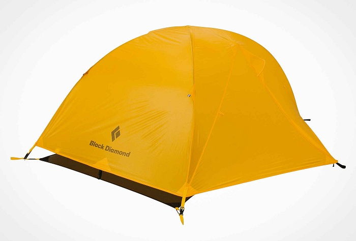 Black Diamond Mesa Tent 2: весна, лето, осень.