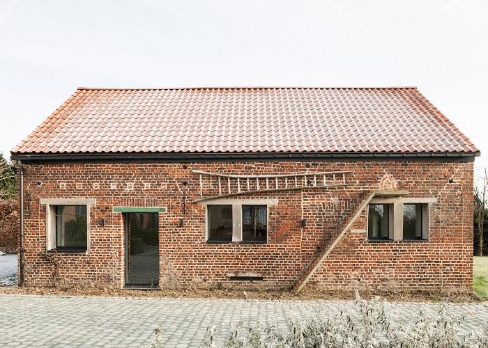 Архитекторский проект, реализованный фирмой Studio Farris Architects