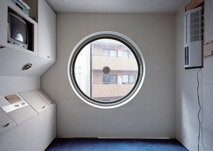 Квартира-капсула площадью всего 10 кв. метров.