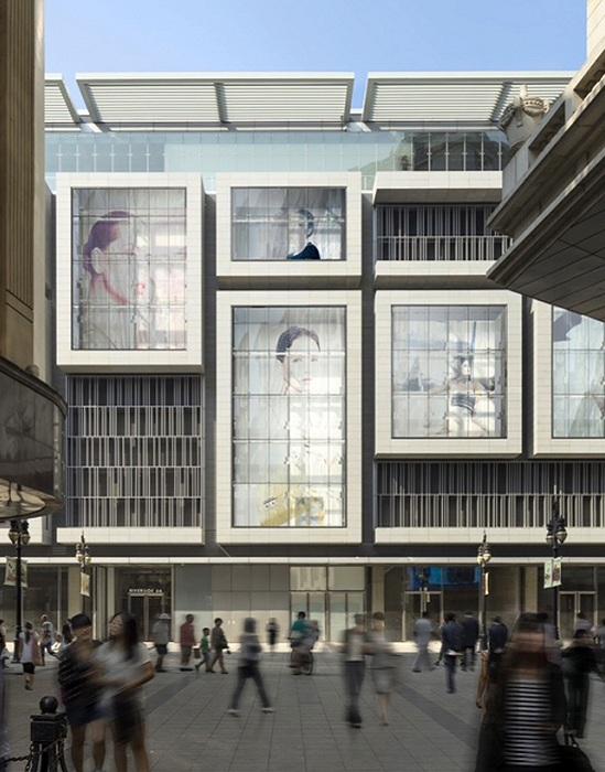 Проект архитектурной компании Kohn Pedersen Fox.