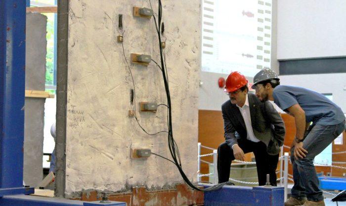 Исследователи из Университета Британской Колумбии разработали суперкрепкий распыляемый бетон.