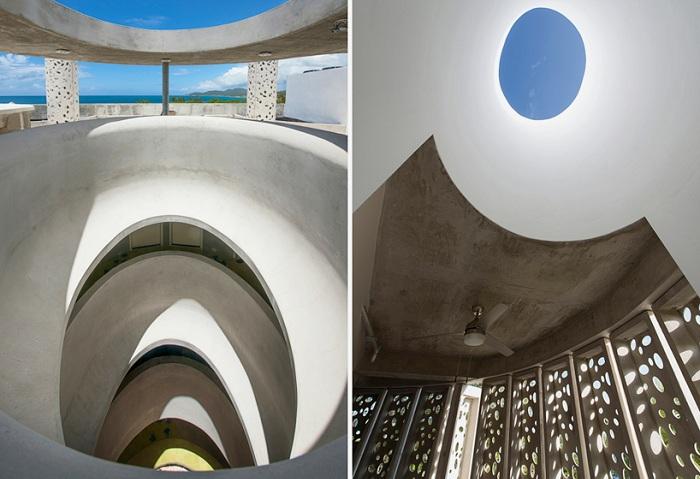 El Blok. Архитектура отеля.