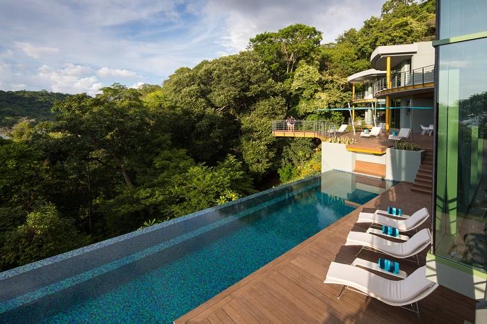 Casa-Magayon - вилла в Коста-Рике.