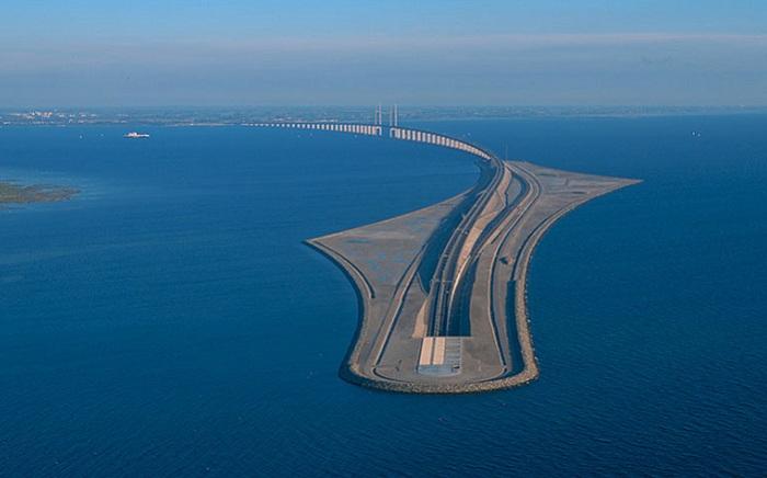 Эрессунлинк - инженерное чудо датчан.