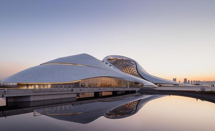 Архитекторский проект фирмы MAD Architects.