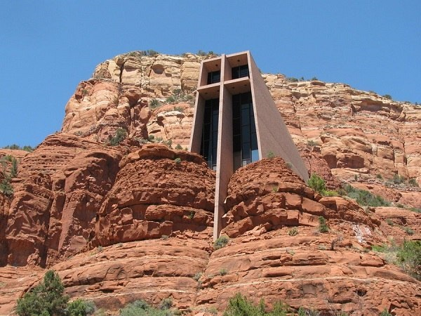 Chapel of the Holy Cross.