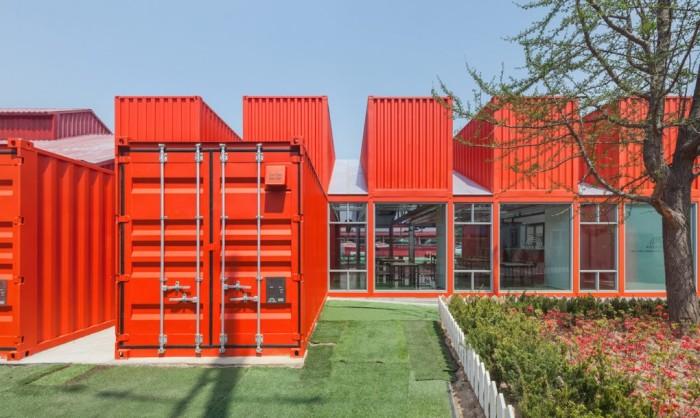 Архитекторский проект южно-корейской фирмы Urbantrainer.
