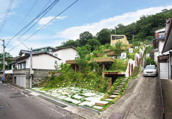 Проект японского архитектора Keita Nagata.