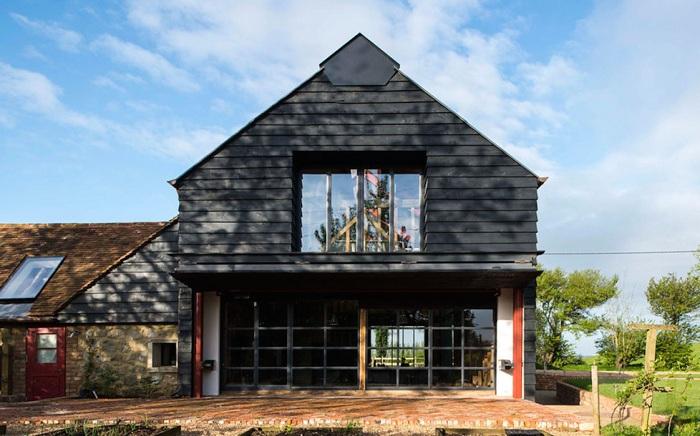 Архитекторский проект студии Liddicoat & Goldhill.