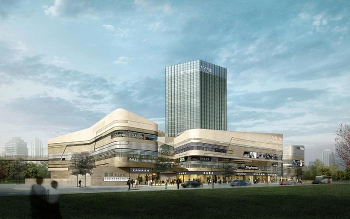 Концепт проекта «Prince's building».