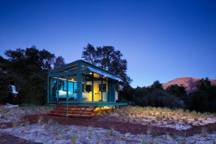 Архитекторский проект новозеландской компании PurePods.