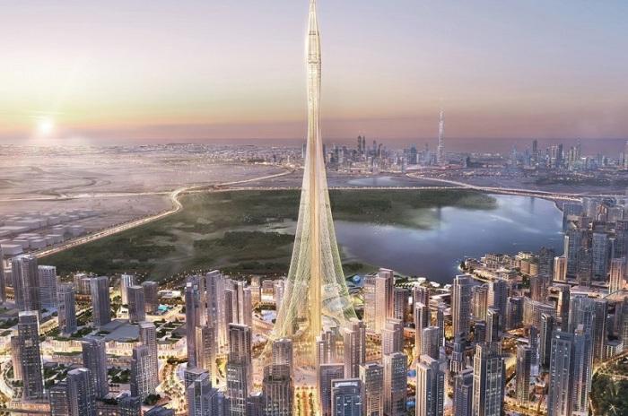 Смотровая башня в Дубае станет одним из самых высоких зданий в мире.