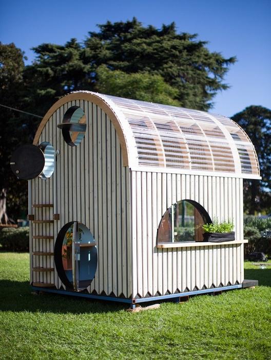 Архитекторский проект дизайн-студии Doherty Design Studio.