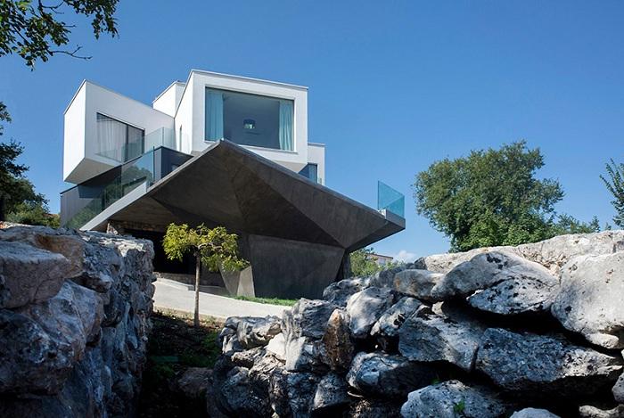 Проект архитектурной фирмы Turato Architecture.