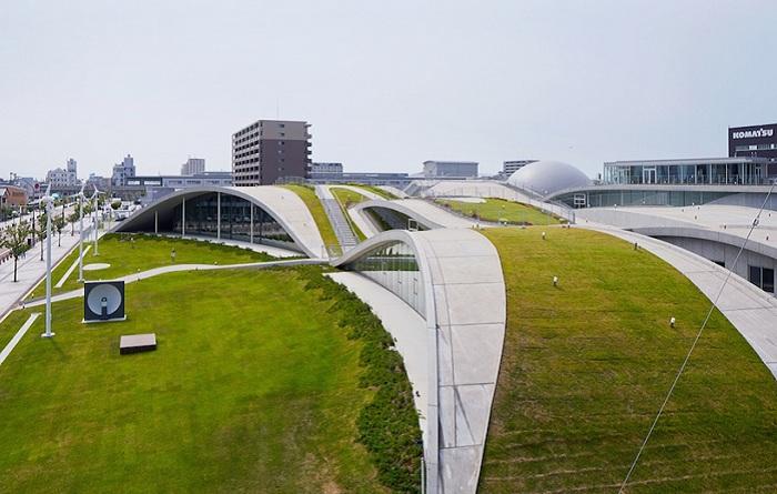 «Science Hills» - музей в Японии.