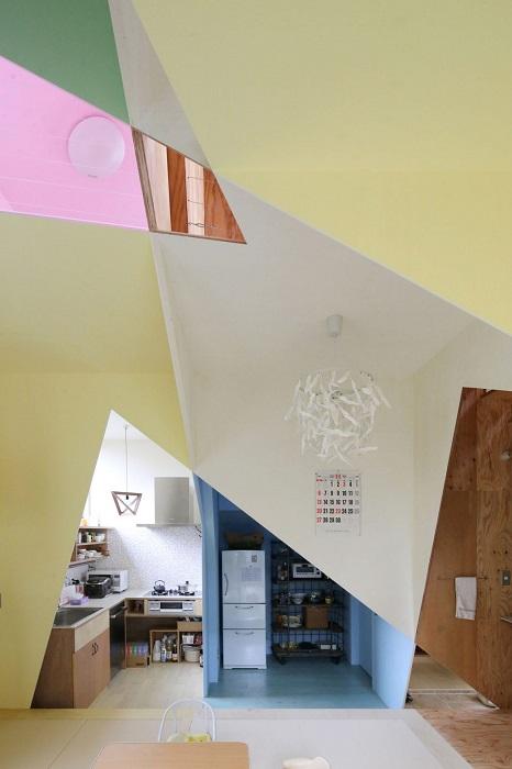Проект дома архитектора Кадзуасу Кочи.