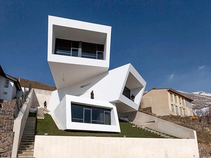 Архитекторский проект New Wave Architecture.