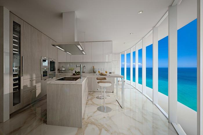 Sunny Isles Beach - отель класса люкс.