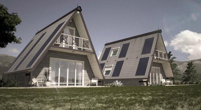 The M.A.Di. - дом, который можно построить за 6 часов.