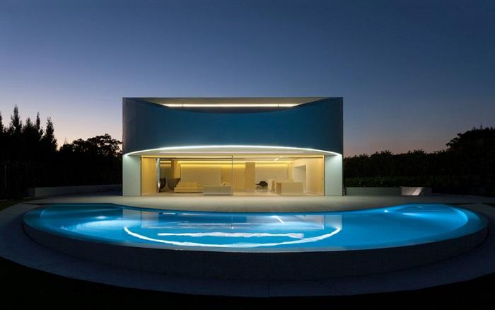 Проект архитектурной практики Fran Silvestre Arquitectos.