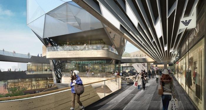 Проект архитектурной компании SPARK architects.
