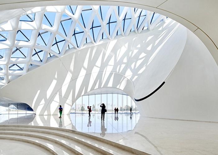 Harbin Opera House. Атриум.