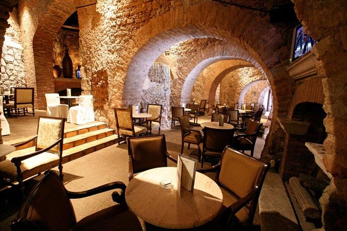 Quinta Real Zacatecas - оригинальный отель, расположенный на арене 17 века.