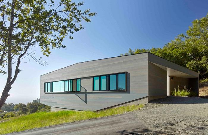 Частный дом в долине Сонома, США.