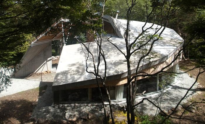 Архитектурный проект студии Double Negatives Architecture.