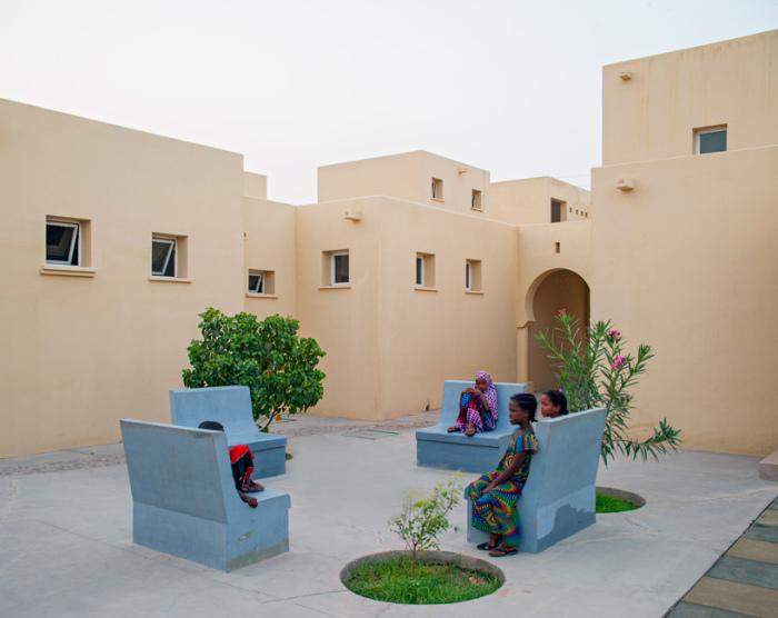 «Детская деревня» - мини-комплекс в Джибути.