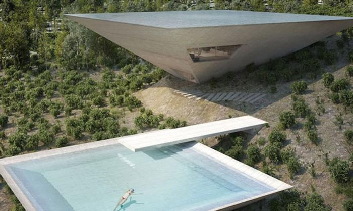 Проект токийской архитектурной компании Makoto Takei + Chie Nabeshima / TNA.