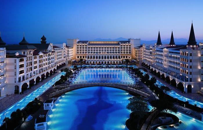 Mardan Palace Antalya Hotel.