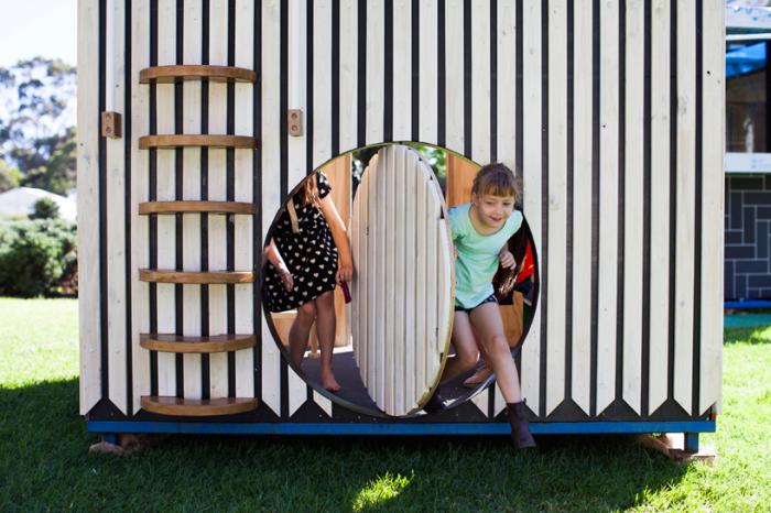 Vardo Hut - детский игровой домик.