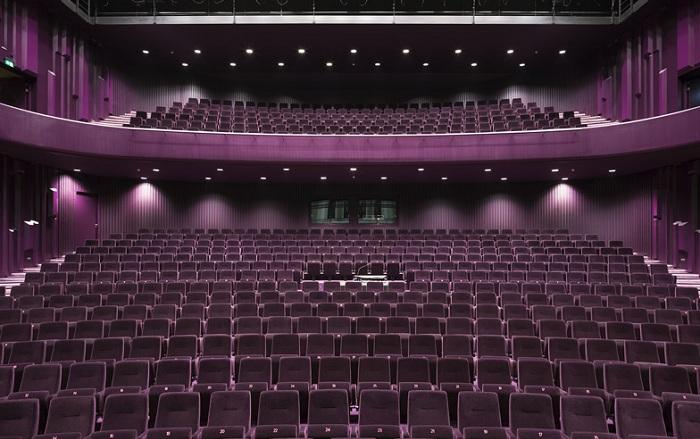 Theatre de Stoep. Концертный зал.